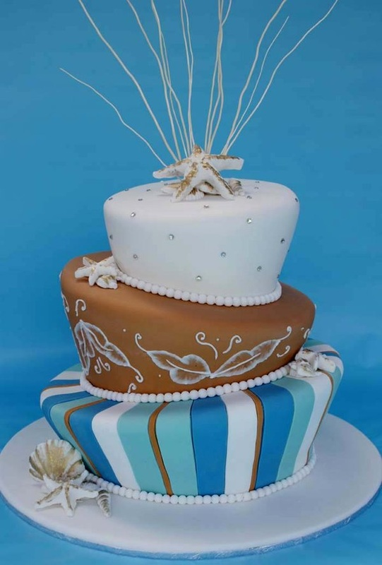 Wedding Cake - All About Cake