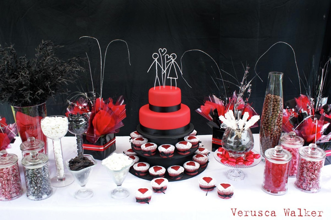 Lolly Table And Decoration